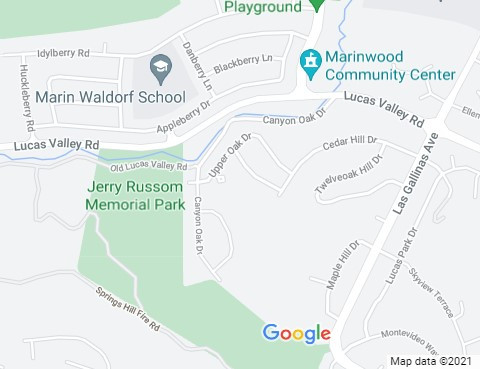 Marin scooter rider dies after collision with deer