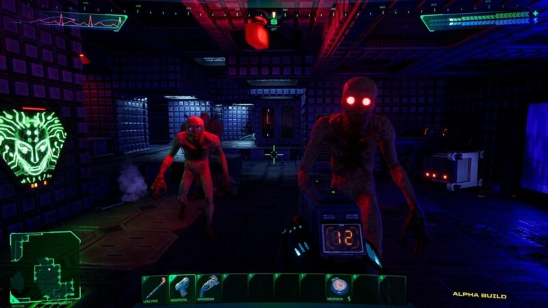 The System Shock remake gets seven minutes of new gameplay